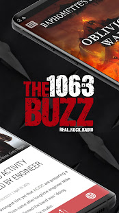 106.3 The Buzz - Real. Rock. Radio (KBZS) - náhled