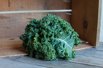 Photo of the share - Curly Kale