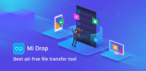 Share Music & File Transfer - Mi Drop for PC