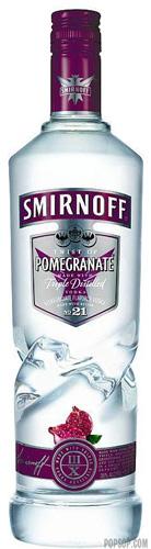 Logo for Smirnoff Pomegranate