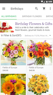 1-800-Flowers.com: Send Gifts Screenshot 2