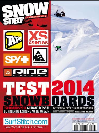 Snowsurf Magazine screenshot 2