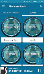 Dubstep & Drum and Bass Radio - náhled