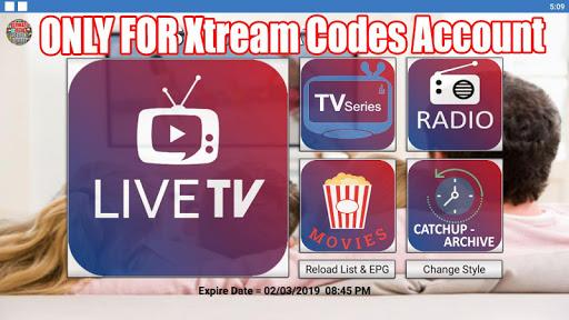 ULTIMATE IPTV Plugin-Addon 3.48 Screenshots 3