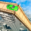 Mega Ramp Car Stunt 3D :  Free Stunt Games 2021 icon