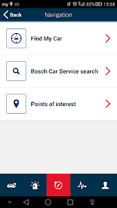 Connected Car Service screenshot 5