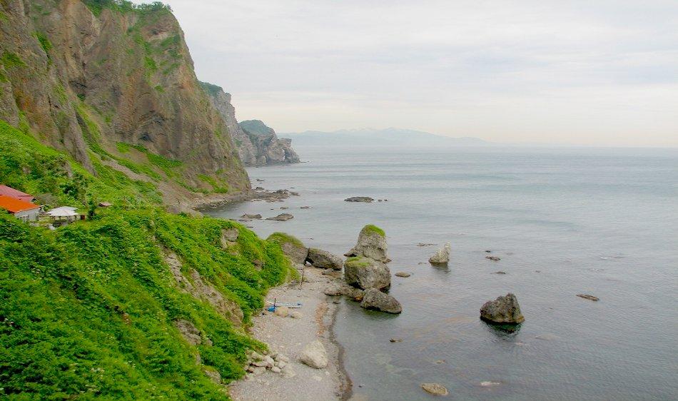 小樽 オタモイ海岸