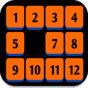 Slide Puzzle Numbers icon