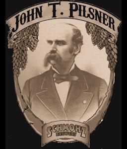 Logo of Schmohz John T. Pilsner
