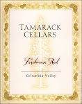 Tamarack Cellars Firehouse Red