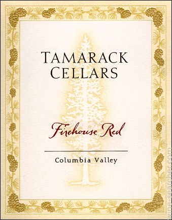 Logo for Tamarack Cellars Firehouse Red