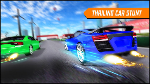 Hot Wheels Car Games: impossible stunt car tracks  screenshots 4