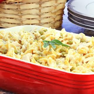 Tuna Noodle Casserole Without Milk Recipes.