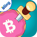 Bitcoin Food Fight - Get REAL Bitcoin! icon