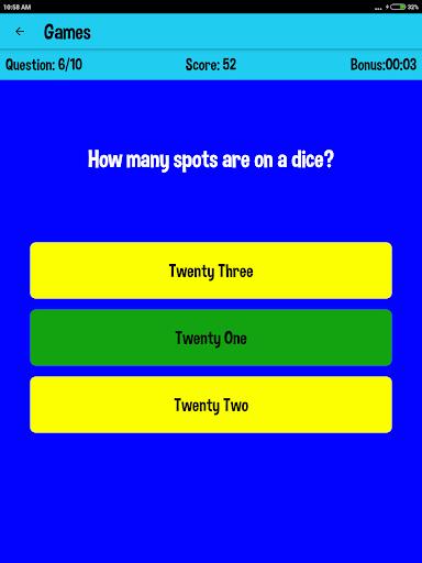 5000+ Trivia Games & Quizzes 2.0 screenshots 9