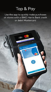 BMO Harris Bank Masterpass- screenshot thumbnail