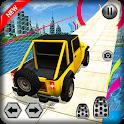 Real Ramp Car Stunts- Jeep Car Stunts icon