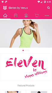 ELEVEN by Venus Williams - náhled
