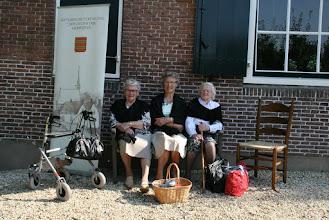 Photo: De breisters voor Den Oude Dijk.