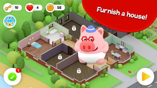Piggy Farm 2 screenshots 1