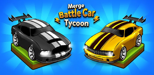 Merge Battle Car Tycoon - by NOXGAMES - free big head puppet