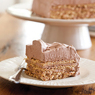 No Bake Graham Cracker Cake Recipes.