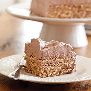 No Bake Graham Cracker Cake Recipes.