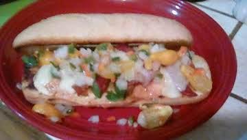 Chicken Mesquite Sandwich