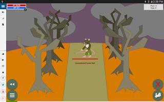Screenshot of Level Up! RPG