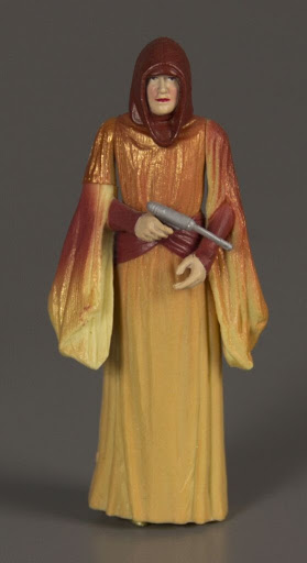 Action figure:Star Wars Original Trilogy Collection: Rabe - Queen's Chamber