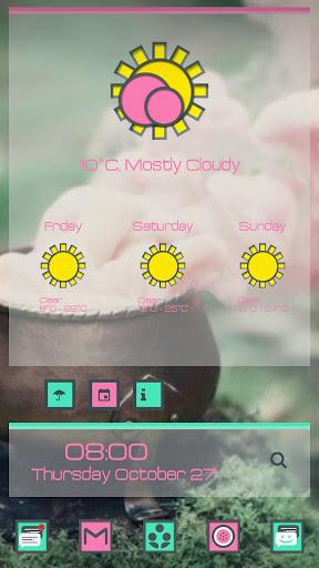 Zai3 Weather Komponents Kustom screenshots 3
