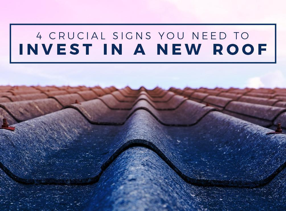 Invest In A New Roof
