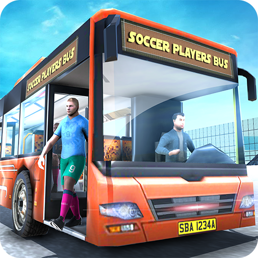 Soccer Teams Bus Transport Football Simulator