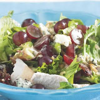 Chicken and Grape Salad.
