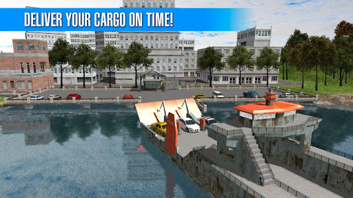 免費下載模擬APP|Cargo Ship Car Transporter 3D app開箱文|APP開箱王