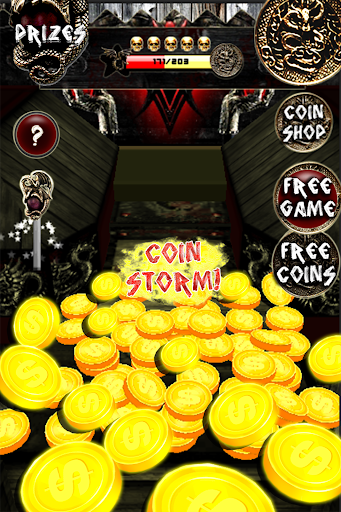 Black Dragon Coin Dozer