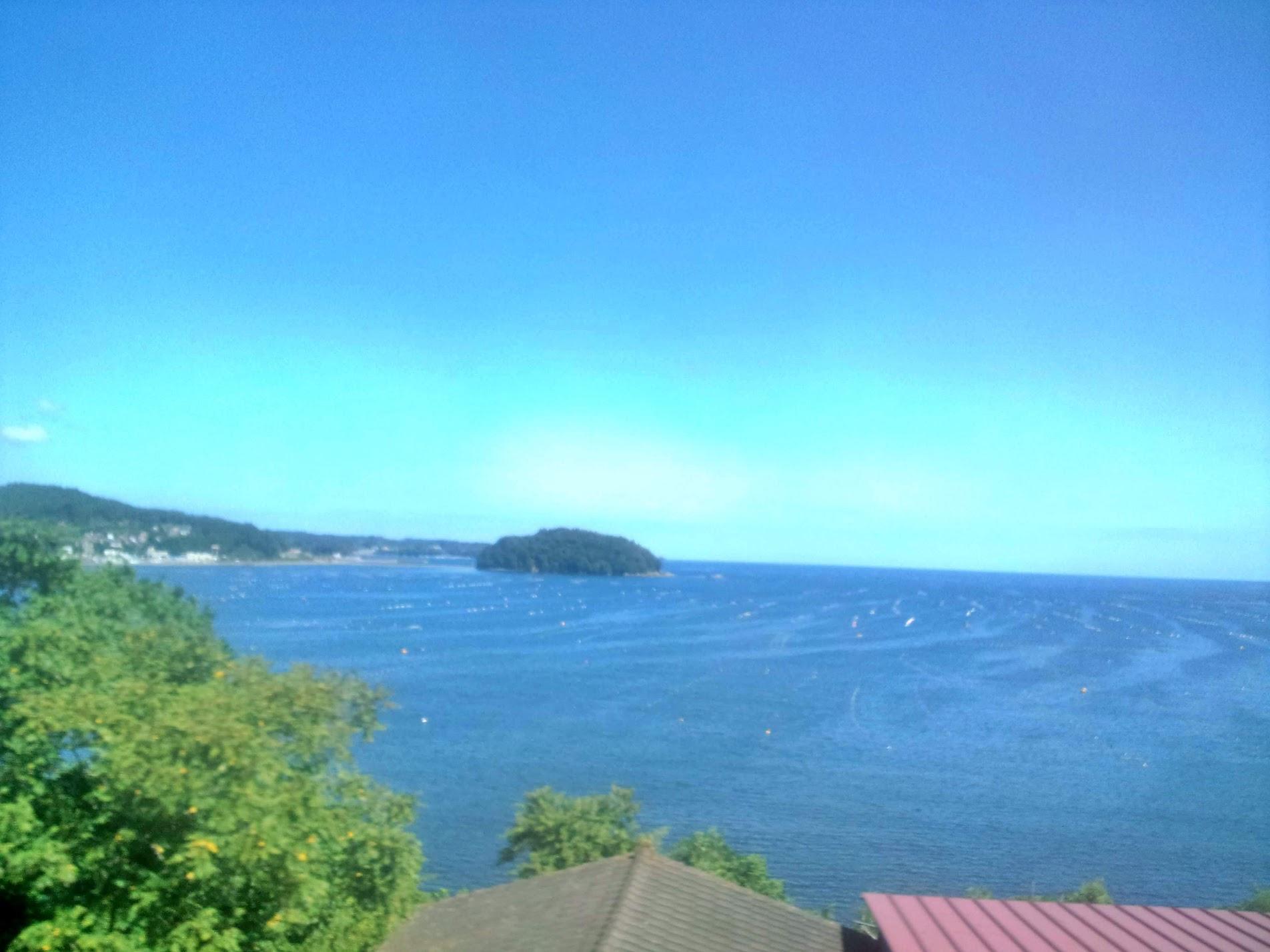 荒島と志津川湾(1)