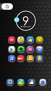 Wonder - Icon Pack Screenshot