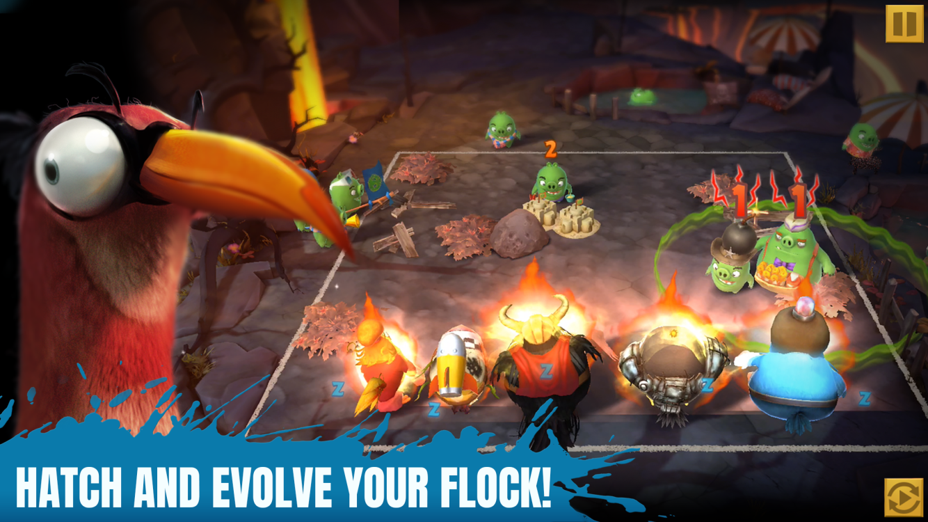 Angry Birds Evolution- screenshot