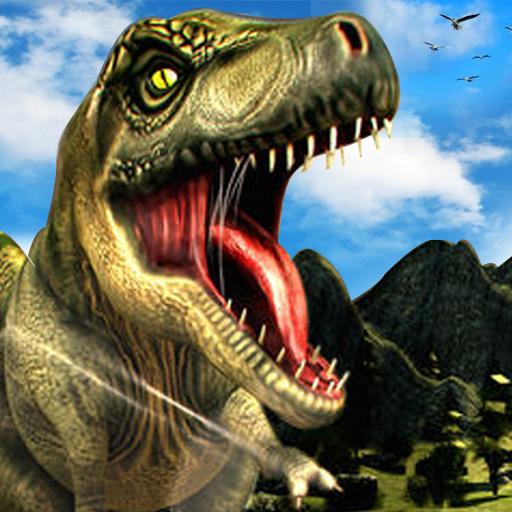 Dinosaur Simulator Dino World - Dino Hunter Game
