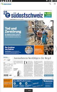 Südostschweiz (Tablet) screenshot 2