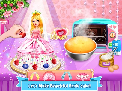 Wedding Tea Party Cooking Game 2