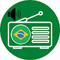 Rádio Brasil ao vivo Gratis FM icon