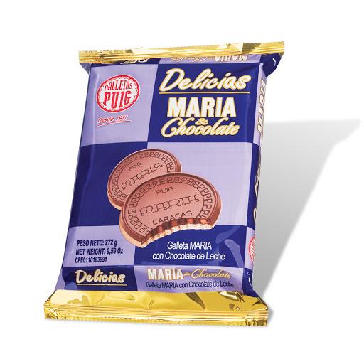 galletas delicias maria & chocolate 8x2
