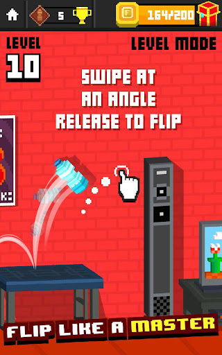 Flippy Bottle Extreme! 12.4 screenshots 1
