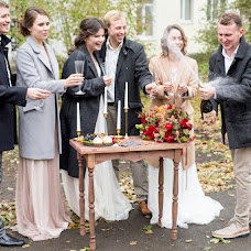 Wedding photographer Natalya Obukhova (Natalya007). Photo of 20.10.2017