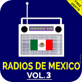 Radios de México Vol 3 - General Music