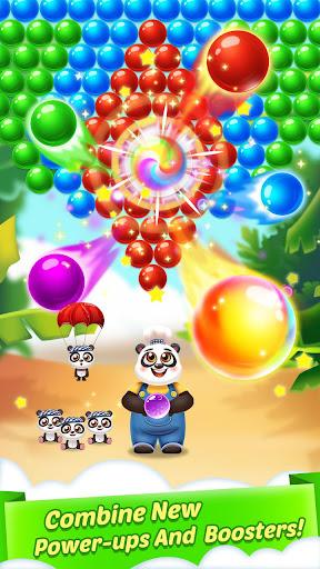 Bubble Shooter Cooking Panda 1.3.10 screenshots 1