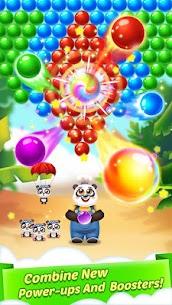 Bubble Shooter Cooking Panda 1