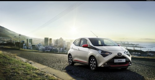aygo car for new drivers